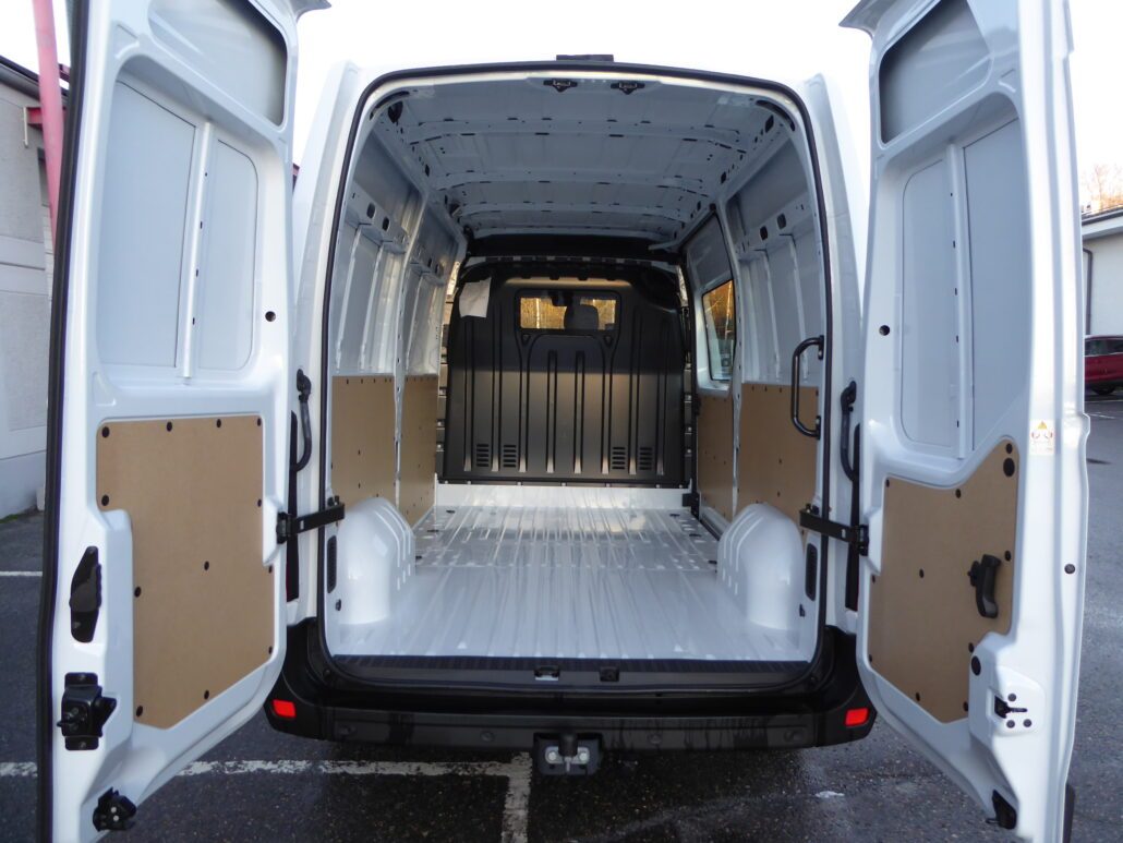 OPEL MOVANO Van L2H2 (3,5t) 2.3 CDTI 150 BiT FWD *Rahoitustarjous 0% korolla+kulut*