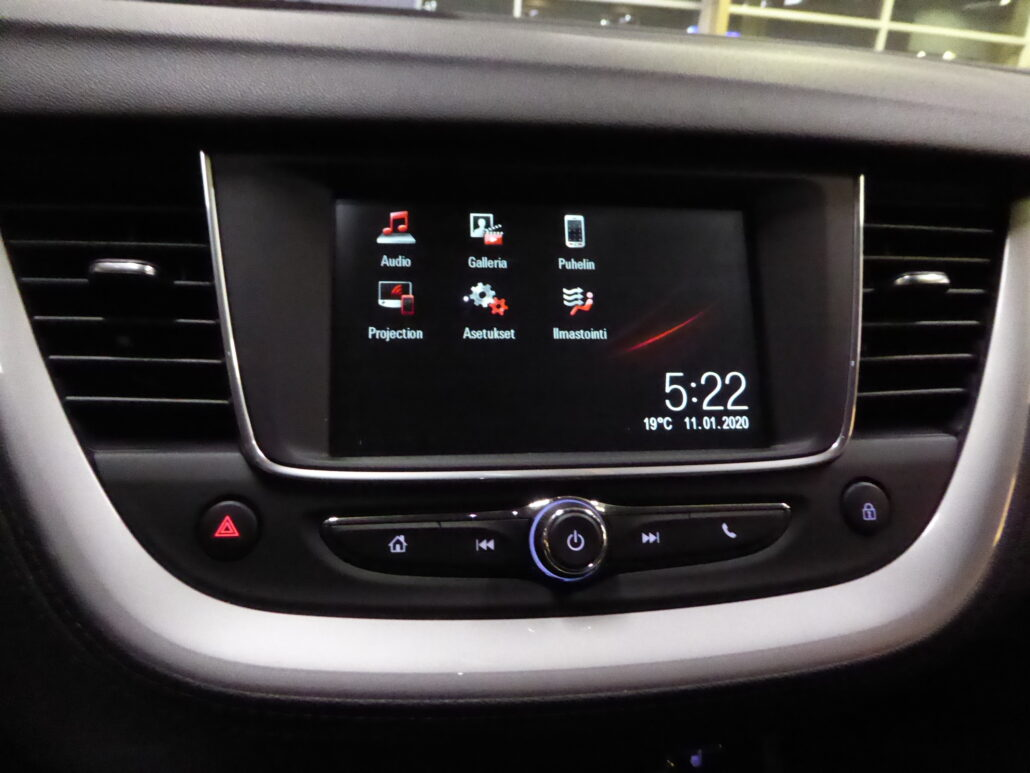 OPEL GRANDLAND X Comfort 130 Turbo  *Rahoitustarjous 0% korolla+kulut*