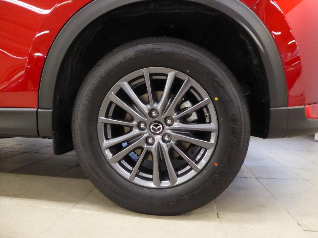 MAZDA CX-5 2,0 165 Skyactiv-G AWD Vision A