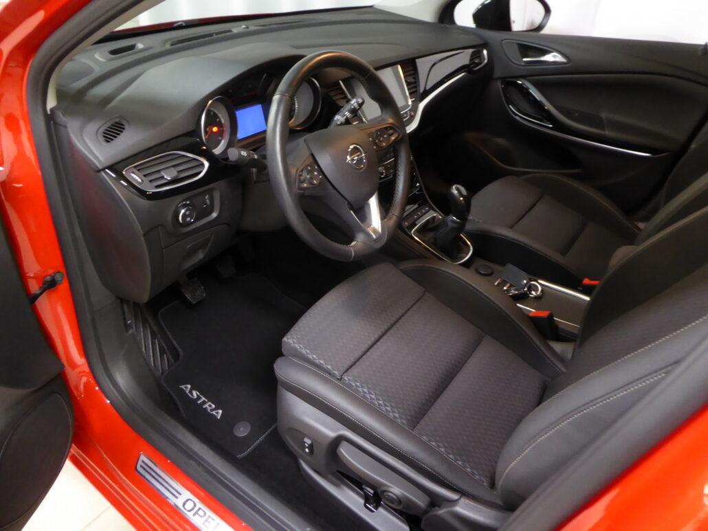 OPEL ASTRA 5-ov Innovation 1,4 Turbo S/S 110 (18.5