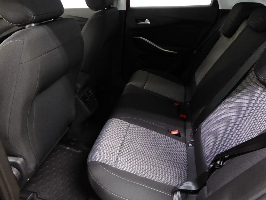OPEL GRANDLAND X Comfort 130 Turbo A *Rahoitustarjous 0% korolla*