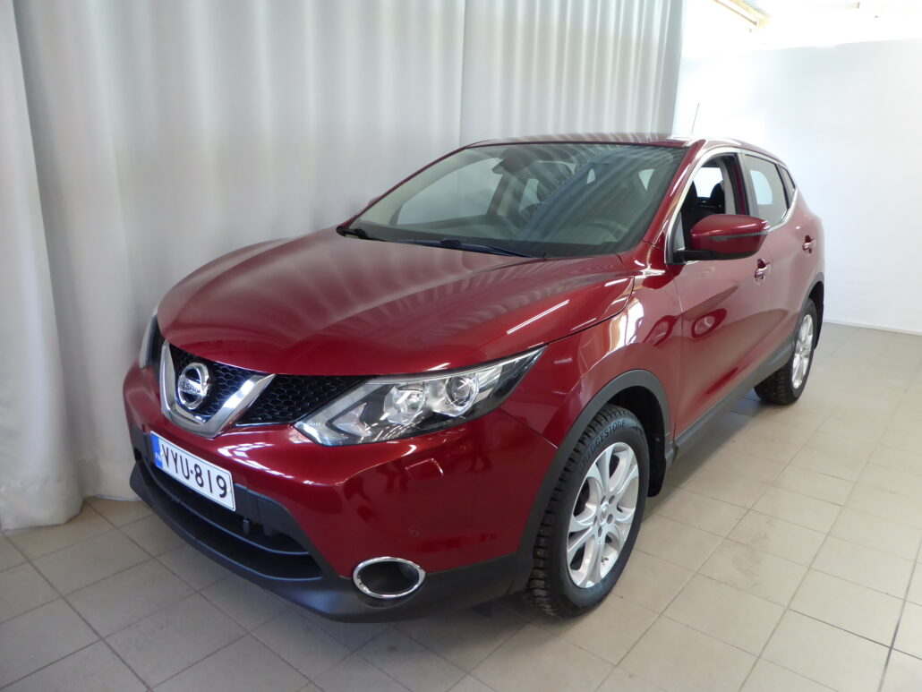 NISSAN QASHQAI DIG-T 115 Acenta 2WD Xtronic Safety Pack Connect
