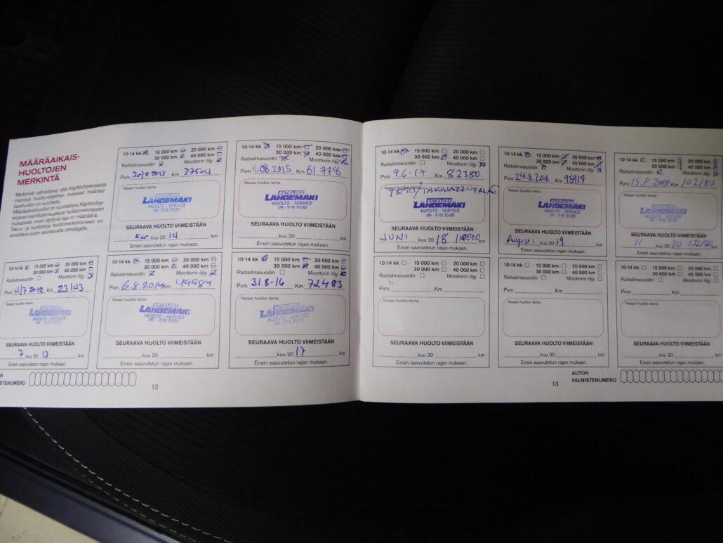 NISSAN QASHQAI 1.6L Stop/Start Acenta 2WD MY11