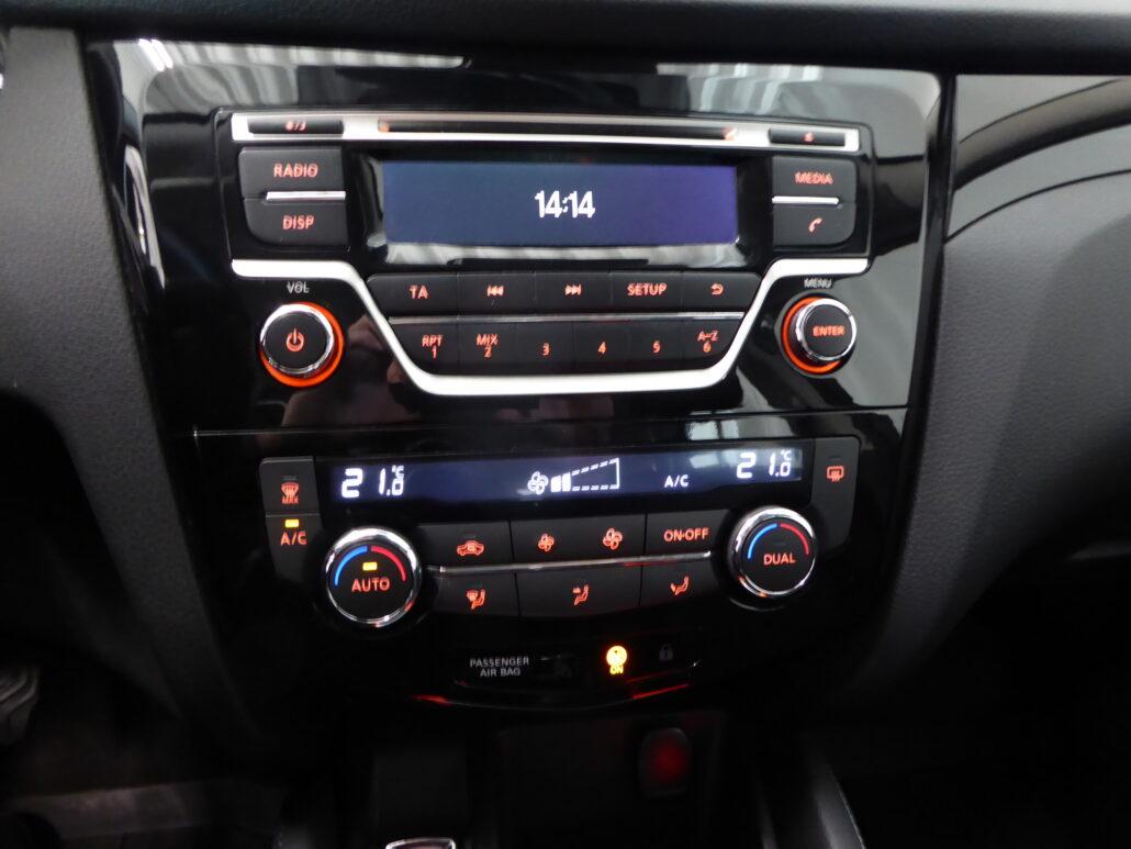NISSAN QASHQAI DIG-T 115 Acenta 2WD Safety Pack