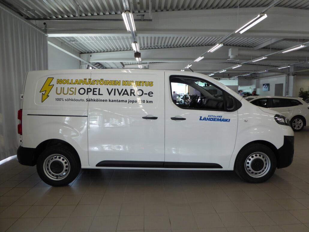 OPEL VIVARO-e Comfort 136 A 50 M