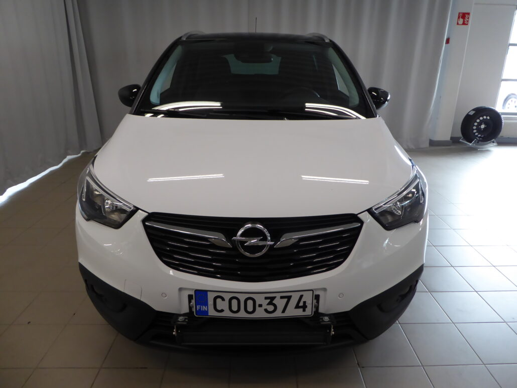 OPEL CROSSLAND X Comfort 130 Automatic Edition (MY20.A)