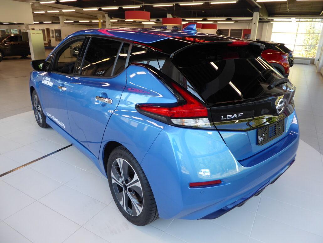 NISSAN Leaf Tekna 40 kWh FI