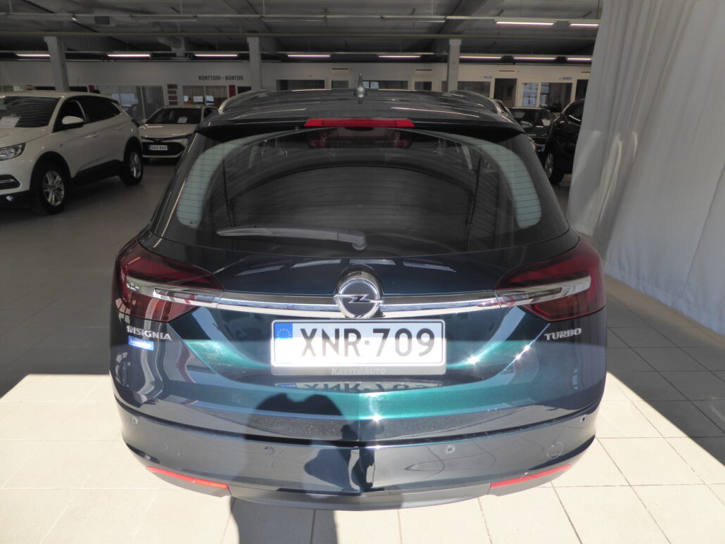 OPEL INSIGNIA Sports Tourer Edition 1,6 T 125 A (16.C)
