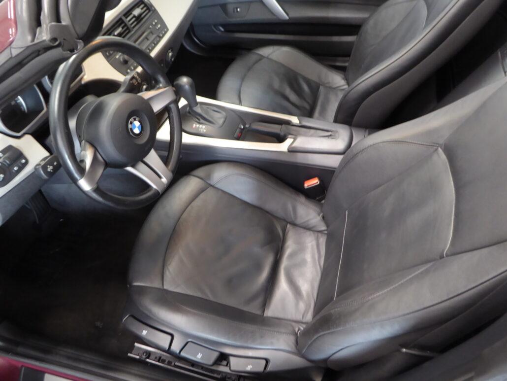 BMW Z4 2.2i Roadster 2d A