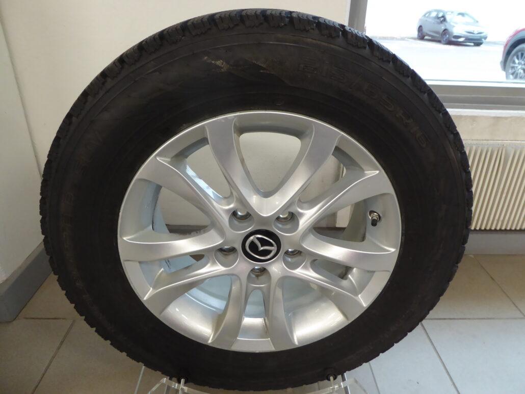 MAZDA 6 Mazda Sport Wagon 2,5 (194hv) Skyactiv-G AT Luxury Business Black